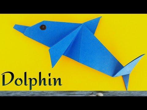 Xxx Mp4 Dolphin DIY Origami Tutorial By Paper Folds 3gp Sex