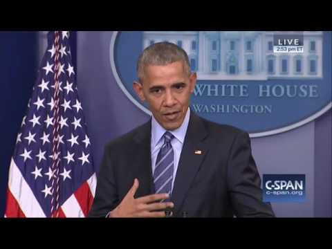 Obama Scolds The Media For Hillary Clinton s Election Loss