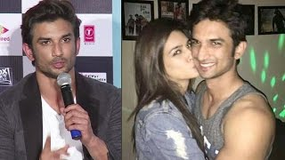 Sushant Singh Rajput Confirms His AFFAIR With Kriti Sanon!!