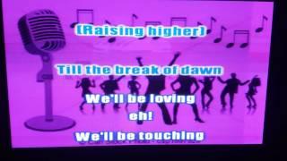 Nelson Freitas Ft. Rochie Campbell - Break of Dawn (Karaoke)