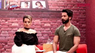 Shahid On What He Likes About Kangana | YMS 2| Sat,25th Feb