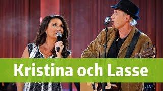 Lasse Sigfridsson och Kristina Lindberg - BingoLotto 4/9 2016
