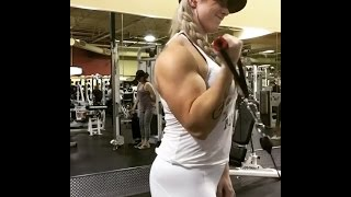 FBB Rachel Plumb - Big Biceps Pump