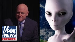 Are aliens real? Astronaut Scott Kelly answers