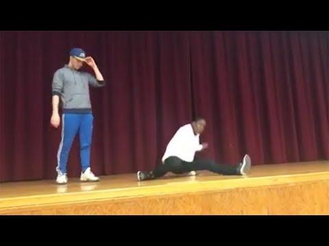 Xxx Mp4 Student Teacher Battle It Out In Epic Talent Show Dance Off 3gp Sex
