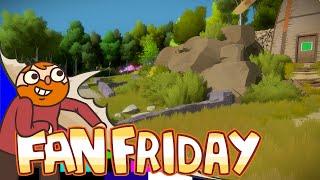 Fan Friday!! - The Witness