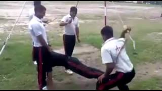 Hardcore Indian Army Training. Video Goes Viral.