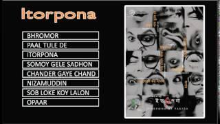 Mirchi Music Award Winner | Bengali Band Songs | Itorpona | Fakira | Jukebox