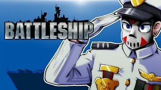 BATTLESHIP - WHERE ARE YOU HIDING CARTOONZ!? Ship Hide & Seek!