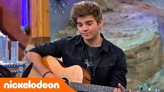 Грозная семейка | Макс поёт доктору Колоссо ???? | Nickelodeon Россия
