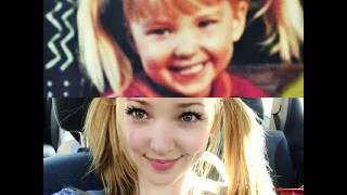 Dove Cameron then and now 💖