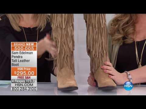 HSN | Sam Edelman Shoes 09.06.2016 - 02 AM