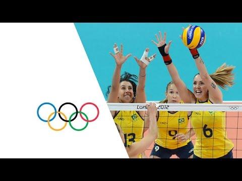 Xxx Mp4 Women S Volleyball Pool B USA V Brazil London 2012 Olympics 3gp Sex