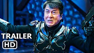 BLEEDING STEEL Official Trailer (2018) Jackie Chan Sci-Fi Movie HD