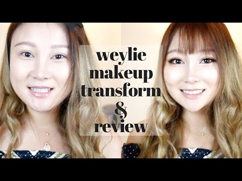 Xxx Mp4 Weylie E L F Makeup Review Transformation First Impression Cherry Tung 3gp Sex
