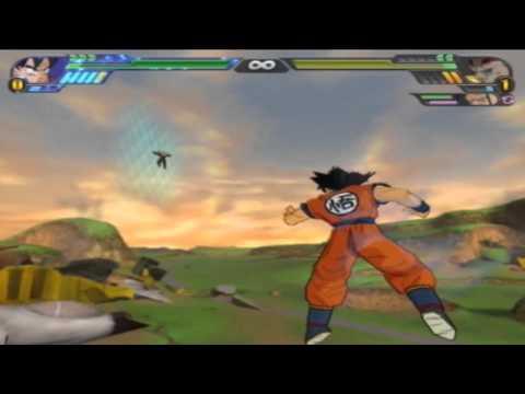 Dragon Ball Z Budokai Tenkaichi 3 Los Maximos Poderes de Goku