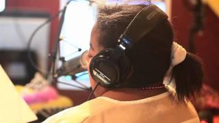 Juicy sings Tom's Diner by Suzanne Vega on her BIRTHDAY
