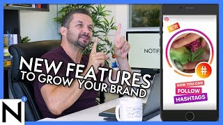 Brand New Facebook and Instagram Features To Grow Your Brand | #NOTIFIED Episode 1
