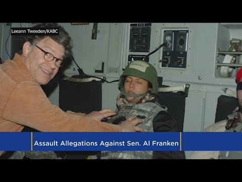 L.A. Anchor Accuses Sen. Franken Of Groping, Kissing Her Without Consent