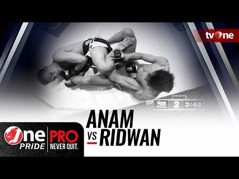 One Pride MMA #2: Anam VS Ridwan
