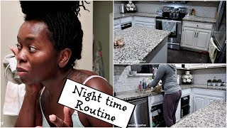 Night Time Cleaning Routine! | Mommy of 3 Bedtime Routine!