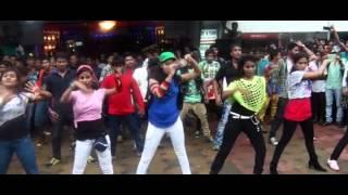 airtel 4G Trials Bhubaneswar Flashmob Keshari Theatre x264