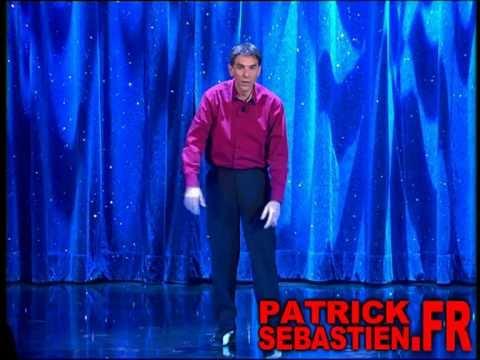 Tex - L'ado - sketch - live chez patrick sébastien