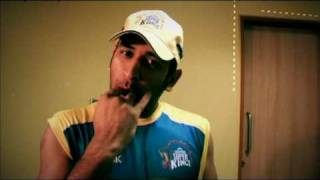 CSK Whistle Podu - 2010