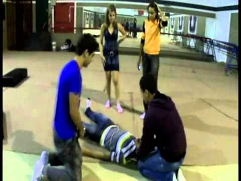 Primeiros socorros Convulsão Unopar 2011
