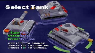 (PSX) Mass Destruction (SLUS-00462) Gameplay PSXPLANET.RU