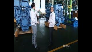 Iran DESA co. made Diesel Heavy Duty Engines manufacturer سازنده پيشران ديزل سنگين ايران