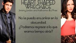 Heart Shaped Wreckage (SMASH cast) Subtitulado español.