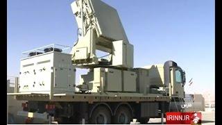 Iran 3D long range multiple target Qamar radar رادار برد بلند سه بعدي قمر ايران