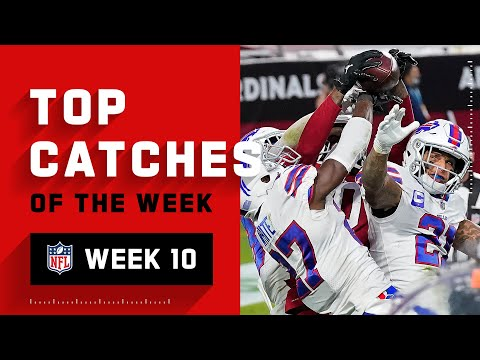 Top Catches from Week 10 NFL 2020 Highlights