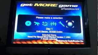 How to Use: Codebreaker for PlayStation 2