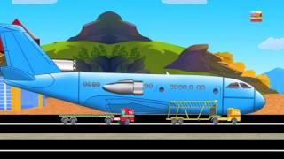 Cargo plane for kids | Toy street vehicle for children
