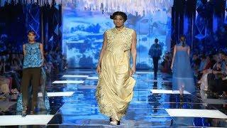 Closhing Show By 5 Designers   Spring/Summer 2018   India Fashion Week