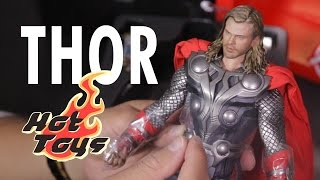 Unboxing.- THOR Hot Toy