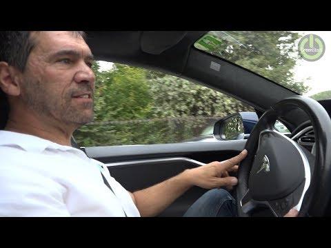 Sulla Tesla Model S di Christian il tassista elettrico