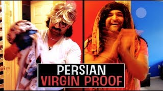 Persian Virgin Proof