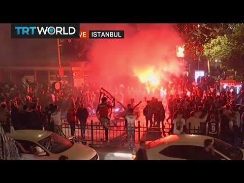 Turkish Football League: Besiktas win 15th Turkish football league title