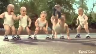 La meilleure danse de bébé du monde