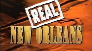 Real New Orleans • WGNO-26 • 07/21/1994