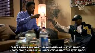 Todd in the Shadows - Mac and Devin Go to High School (with Rap Critic) (rus sub)