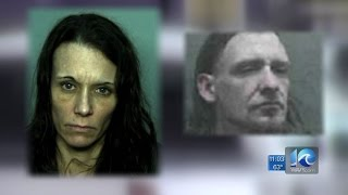 Couple accused in VB robbery, chase involved in multi-state crime spree