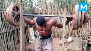 no excuses african bodybuilders muscle madness