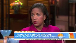Rice: Boasts Of Decimating Al Qaeda Rhetoric Just Meant