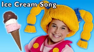 Fun Dessert Video | Ice Cream Song and More | Baby Songs from Mother Goose Club!