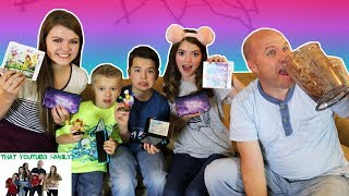 GROSS FOOD SMOOTHIE CHALLENGE / That YouTub3 Family