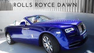 Rolls Royce Dawn // Topless Perfection // Best ride of my life